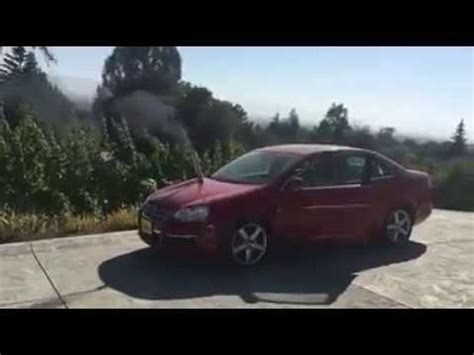 Rolling Coal Vw Tdi Smokestack Diesel Mk6 Jetta Youtube