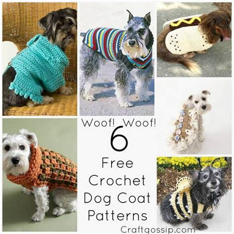 easy crochet pattern for dog coat 37 best ideas about knitted dog coats on pinterest