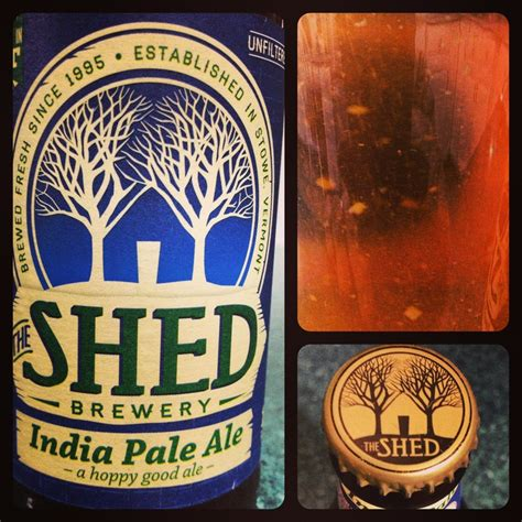 The Shed Brewery by The Shed Brewery Ipa Stowe Vt Brands