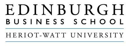 Mba Edinburgh Business School Cost by Edinburgh Business School Celebrates Success Of