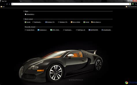 google themes windows 7 free download pin bugatti veyron google chrome themes on pinterest