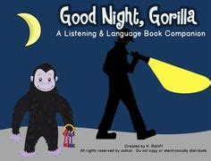 libro good night gorilla coloring book to go along with quot good night gorilla quot by peggy rathmann great book kids and