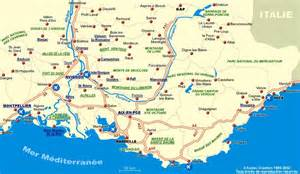 Map Of Provence France by Provence Map Pictures To Pin On Pinterest