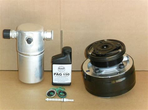 new ac compressor kit 1993 1995 chevy tahoe suburban ck and others ebay