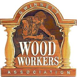 woodworkers association the carmichael workshop make a wood sign with a scroll saw