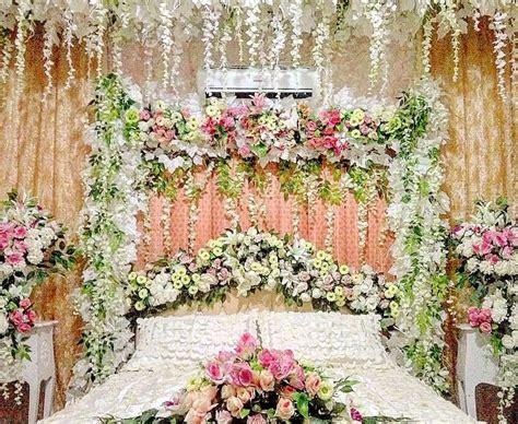 contoh gambar bunga pengantin contoh