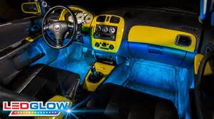 Custom Car Lighting Near Me Ledglow How To Install Car Interior Led Lights
