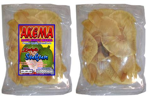 Cripik Talas Makanan Ringan keripik sukun breadfruit chips