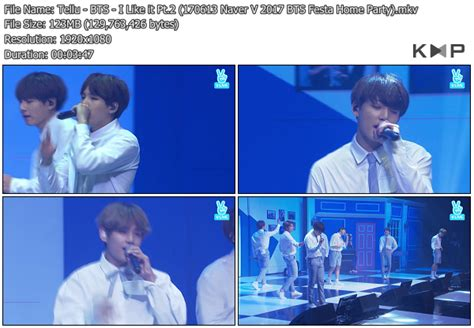 bts i like it pt 2 download perf bts i like it pt 2 naver v 2017 bts