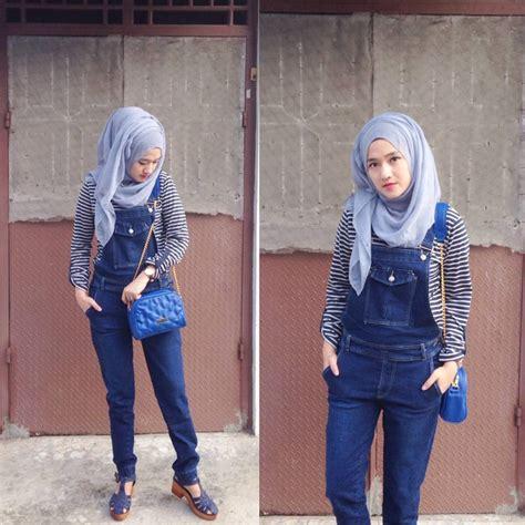 Jumpsuit Wanita Motif Army model celana jogger wanita hijabers info fashion terbaru