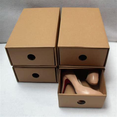 simple storage shoe box drawer type paper