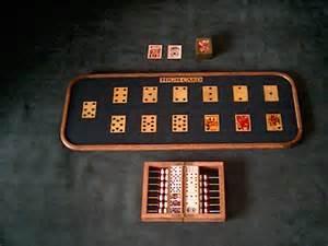 table faro casino equipment