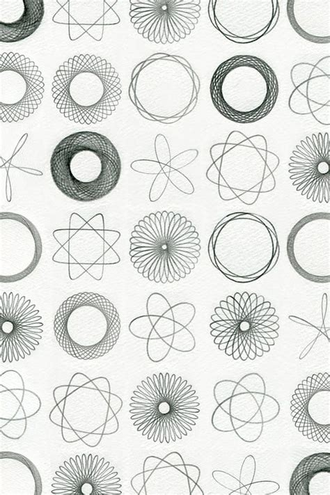 spirograph tattoo spirograph loved it as a kid hours of entertainment my