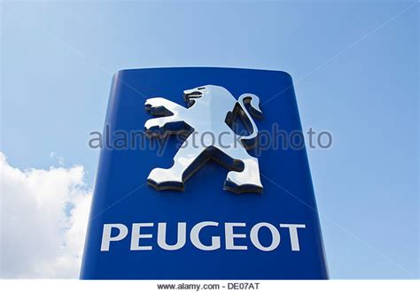 peugeot manufacturer french peugeot stock photos french peugeot stock images