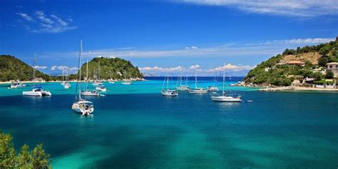 sailing greece ionian islands why you should choose greek ionian islands for your