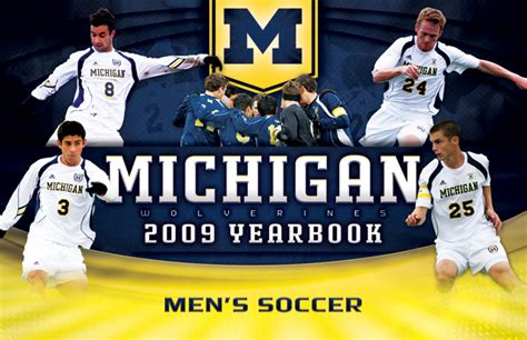 european football yearbook 2009 10 michigan men s soccer mgoblue com