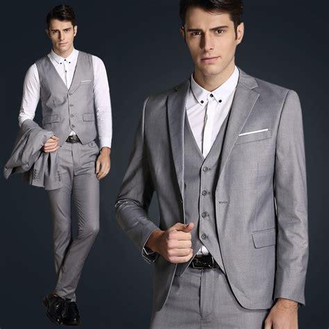 Jaket Jas Blazer Casual Merah aliexpress buy new 2015 luxury mens wedding suits
