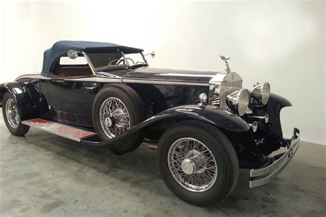 Rolls Royce Roadster by 1932 Rolls Royce Roadster 201614