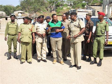 hivi pd hivi hizi ndizo magufuli kaita quot nyumba quot za polisi kweli