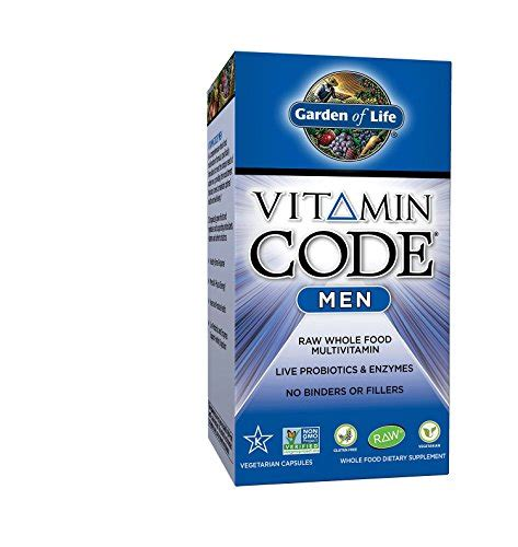 Garden Of Living Vitamin C Garden Of Vegetarian Multivitamin Supplement For