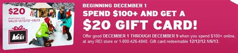 Where Can You Buy Rei Gift Cards - rei gift cards kroger papa johns promo codes arizona