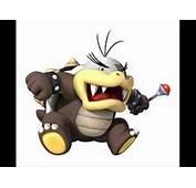 Super Mario Bros The Koopalings  YouTube