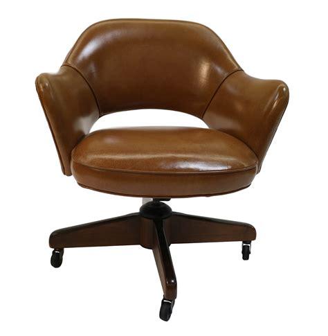 swivel armchair executive swivel armchair eero saarinen style