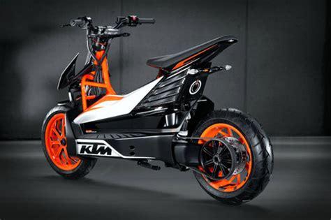 Ktm E Motorrad by Ktm Mit Roller Studie E Speed In Tokio News Motorrad