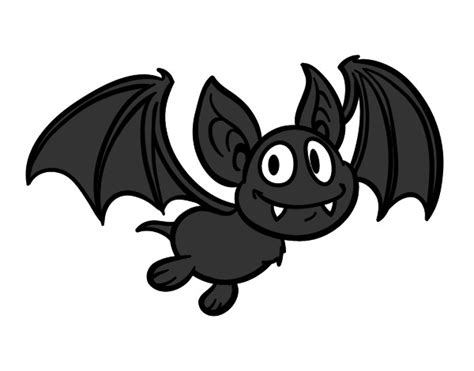 imagenes de halloween murcielagos dibujo de murci 233 lago viro pintado por aryam5750 en