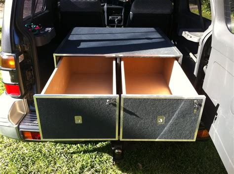 truck bed drawers diy 17 best images about diy car vault truck bed drawers on