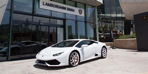 Lamborghini Car Dealers Azerbaijan Welcomes New Lamborghini Dealership In Cars On