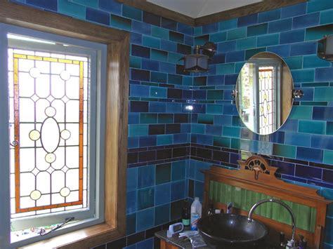 arts and crafts bathroom rogue designs interior designer oxford interior