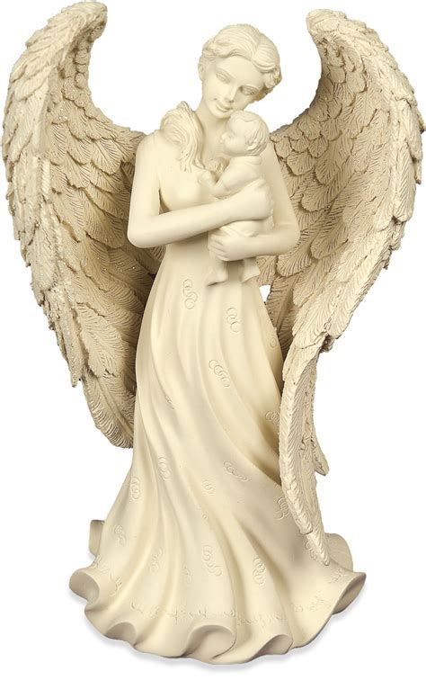 Angel & Baby Figurine :: Female Angels :: Figurines