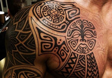 28 ethnic polynesian tattoo designs creativefan