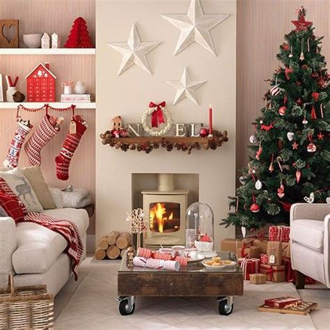 christmas decorations made at home 30 christmas home decoration ideas
