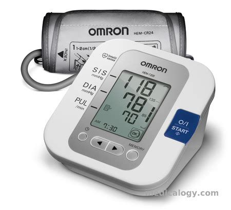 Tensimeter Manual Dan Digital jual omron tensimeter digital hem 7200 murah