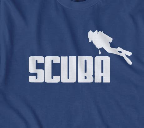 Tshirt Scuba Diving scuba diving t shirt