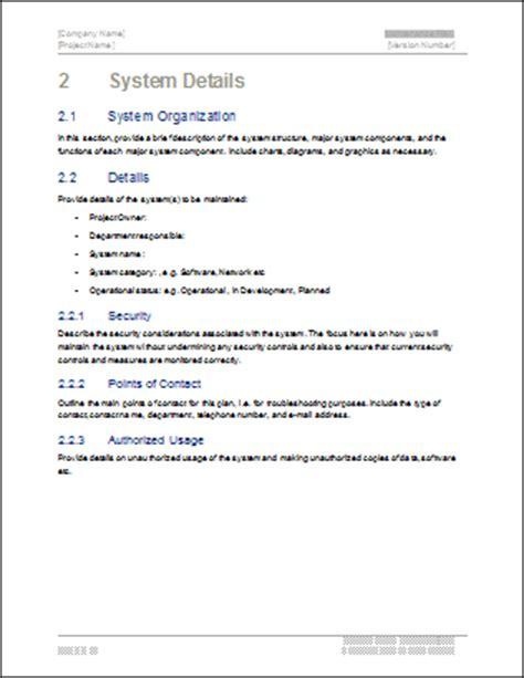 Scheduled Server Maintenance Email Template Maintenance Plan Template