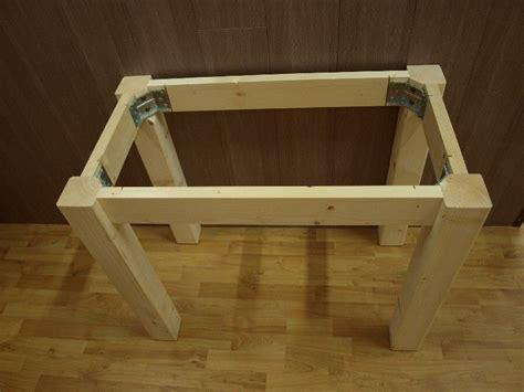 market del legno tavolo solo fusto
