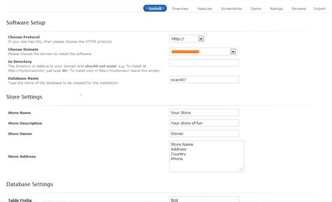 membuat toko online opencart membuat toko online dengan opencart qwords com manual