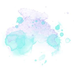 Water Color Splats Amp Blurs 3 Polyvore