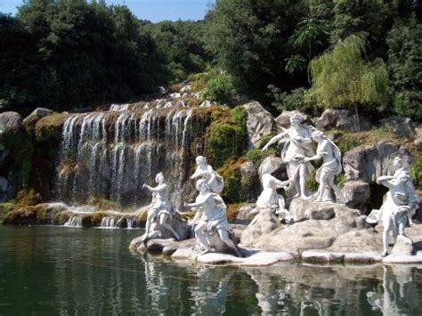 i giardini della reggia di caserta sudalia reggia di caserta e real seterie