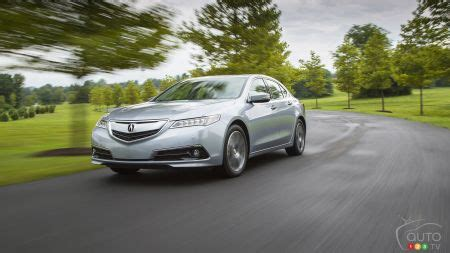 2015 acura tlx reviews from industry experts | auto123