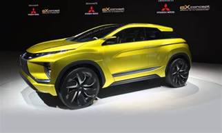 Mitsubishi Cars News Mitsubishi Teases Crossover Mpv Concept Ahead Of August