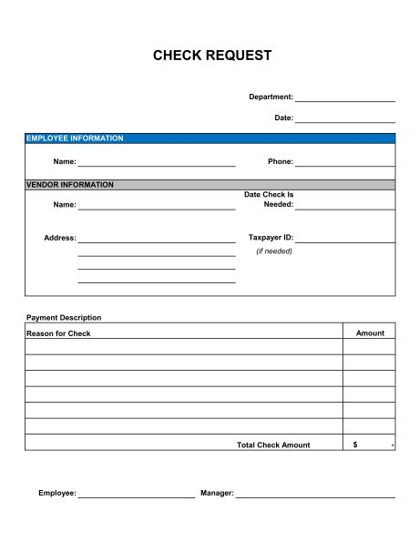 travel request form template word 4 cheque request forms word templates