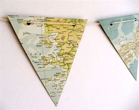 25 best ideas about paper bunting on pinterest pennant