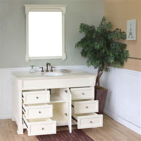 50 inch bathroom vanity 50 to 59 inch vanities makeup sink vanity large sink