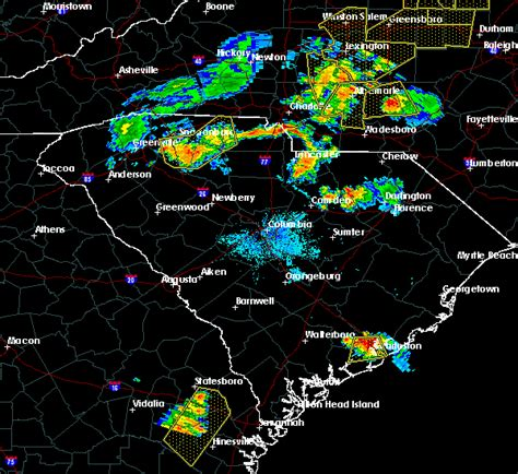 interactive hail maps hail map for rock hill sc
