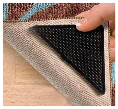 Rug Grippers Anti Slip Pads T1310 1 rug carpet mat grippers non slip grip edge corner pad anti