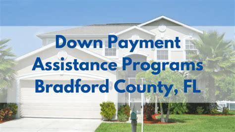 Bradford County Fl Search Payment Assistance Programs Bradford County Fl